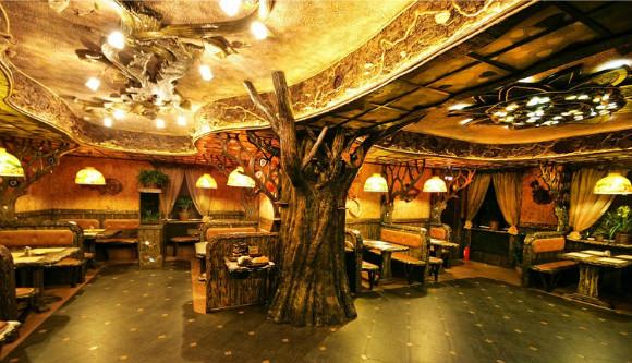 Ресторан Forrest