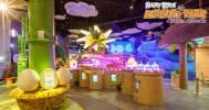 325 р. за входной билет в Angry Birds Activity Park в Парк активного отдыха Angry Birds Activity Park