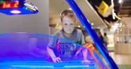 аэрохоккей в Детский развлекательный центр «Выше радуги» в ТРК «Южный Полюс»