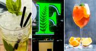 ассорти напитков в Ресторан FERN