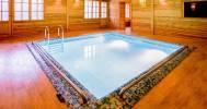 бассейн и сауна в SPA-отель «Гелиос»