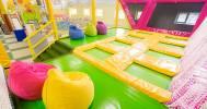 батуты в Детский развлекательный парк «Активити»