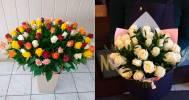 букет роз в Салон цветов «Цветы Экспресс»
