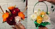 букеты от салона цветов «Цветодель» на Пушкинской, 20 в Салон цветов «Цветодель» на Пушкинской, 20
