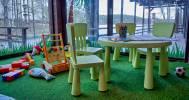 детская комната в Загородный курорт «АВРОРА-КЛУБ»