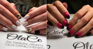 дизайн ногтей в салоне красоты Leo в Сеть салонов красоты Leo
