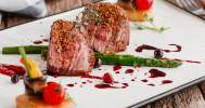 европейская кухня в Ресторан Vision