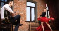 фламенко в Московский Мюзик-Холл