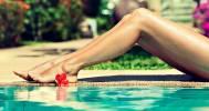 гладкие ноги в Салон красоты «Александра»