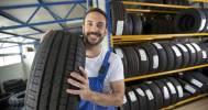 хранение шин в Шиномонтаж Koleso4U