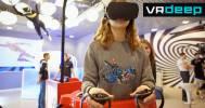 игра в Клуб виртуальной реальности Vr Deep