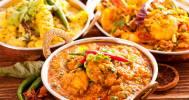 индийская кухня в Ресторан Jasmin