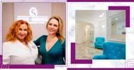 интерьер клиники Salus-Medical в Клиника лазерной эстетической медицины и косметологии S-Medical