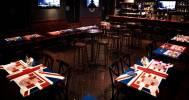 интерьер паба Union Jack в Паб Union Jack