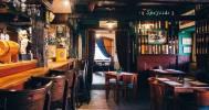 интерьер ресторана-бара Porter House в Ресторан-бар Porter House