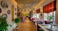 интерьер ресторана «Баязет» в Ресторан на набережной «Баязет»