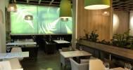 интерьер ресторана Fern в Ресторан FERN