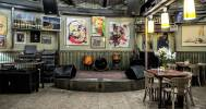 интерьер ресторана-клуба Duma Bar&Kitchen в Ресторан-клуб Duma Bar&Kitchen