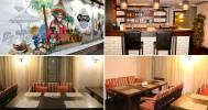интерьер ресторана «Марокко» в Ресторан «Марокко»