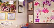 интерьер стоматологии «Медент» в Стоматология «Медент»