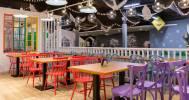 интерьер в Детский развлекательный центр «Выше радуги» в ТРК «Южный Полюс»