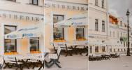 интерьер в Кафе Siberika