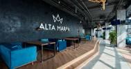 интерьер в Ресторан Alta Marea