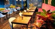 интерьер в Ресторан Eaters