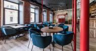 интерьер в Ресторан Lounge Room на Невском