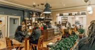 интерьер в Ресторан «Музыка Кофе»