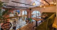 интерьер в Ресторан Wine Gogh
