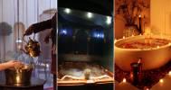 интерьер в Салон этнического массажа и SPA EtnoSpa