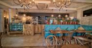 интерьер в Сеть итальянских ресторанов Liman на ул. Восстания