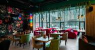интерьер в Сеть lounge-баров Feromon Group