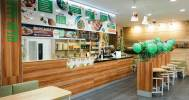 интерьер в Стрит-фуд кафе «Сабай-Sabay»