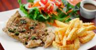 картошка с мясом в Ресторан «Чешская пивница»
