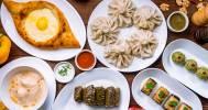 кавказская кухня в Кафе Meysem