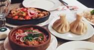 кавказская кухня в Ресторан Tefsi