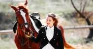 конная прогулка в Частный конный клуб «Усадьба»