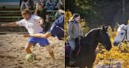 конные прогулки в Загородный курорт «АВРОРА-КЛУБ»