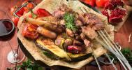 люля кебаб в Ресторан «Хочу Шашлык» (ул. Пестеля, д. 6)
