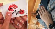 маникюр с гель лаком в Сеть студий красоты NYF