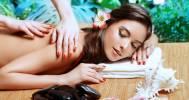 массаж спины в SPA-студия красоты и здоровья «Нега»