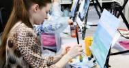 мастер-класс по живописи в Студия живописи «ШтангенЦиркуль»