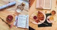 меню в Кафе «Кафедра вкуса»