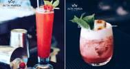 меню в Ресторан Alta Marea