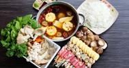 меню в Ресторан вьетнамской кухни Nem Nem