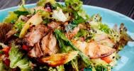 мясной салат в Grill and Bar Griboedova26