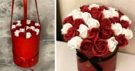 мыльные розы в Компания ROSEBOX_SPB