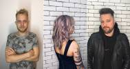 окрашивание волос в «Имидж-студия Дениса Осипова на пр-те Энгельса»